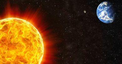 Güneş ve Dünya