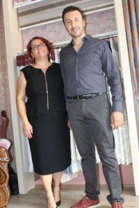BovinyaPerde-Açılış-İşverenler- Tamer Tunçer - Leyla Celayir Tunçer