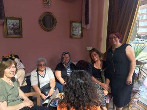 BovinyaPerde-Açılış-Whitecity Hotel Sahipleri Ziyareti ve Leyla Celayir Tunçer