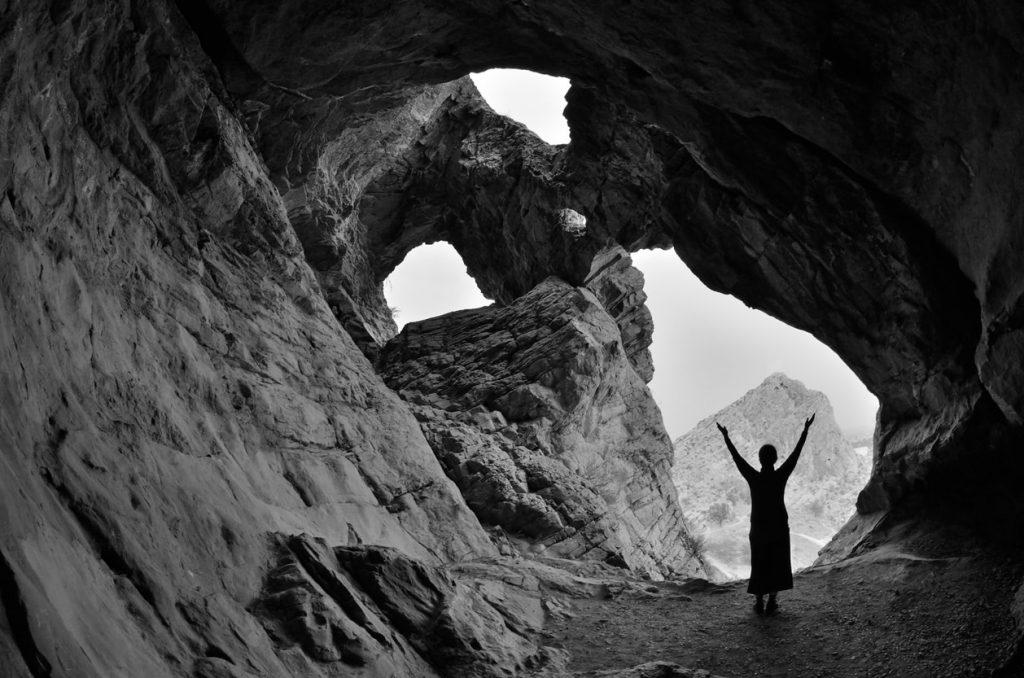 Osh mağaraları