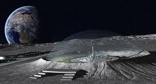 Avrupa Uzay Ajansı Ay Kasabası Kuruyor (Space 4.0)