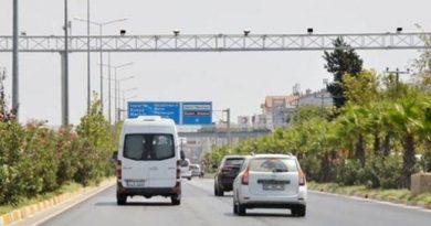 Alanya'daki sürücüler dikkat: Kameralardan ceza dönemi başlıyor!