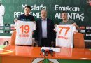 Aytemiz Alanyaspor 2 transferi açıkladı!