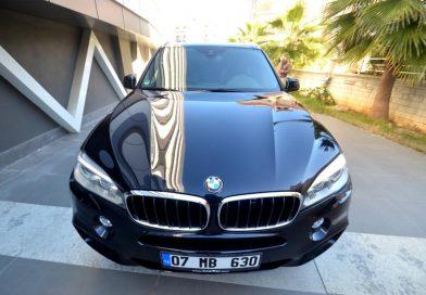 sahbinden BMW X5 YABANCI DAN YABANCI YA